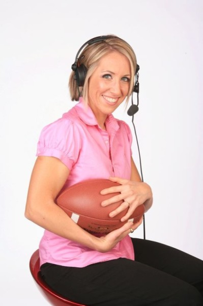 Tampa Sports Reporter And On Camera Talent Jenna Laine
