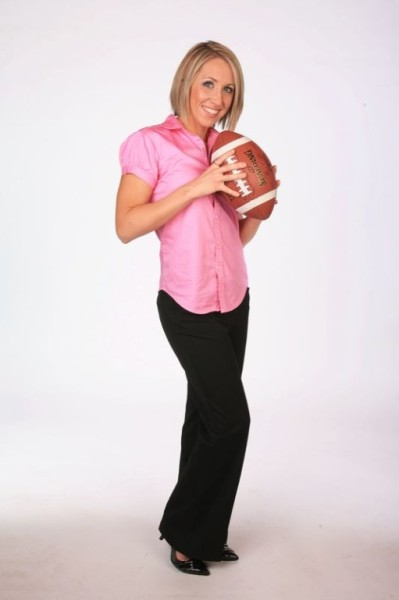 tampa sports reporter and on-camera talent jenna laine
